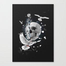 Visio Canvas Print