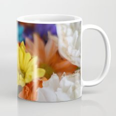 colorful flowers Mug