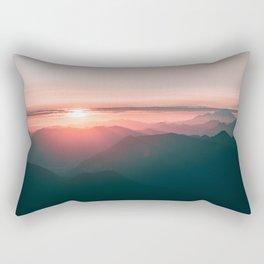 Baker Sunset Rectangular Pillow
