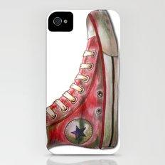 Red Slim Case iPhone (4, 4s)