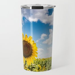 The Sunflower Travel Mug