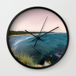 Sea Bliss Wall Clock