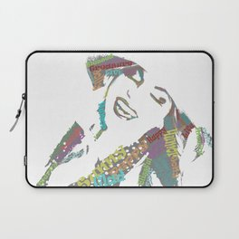 Happy woman II Laptop Sleeve