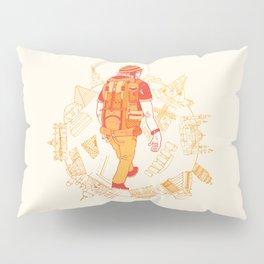 The Traveler Pillow Sham