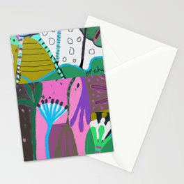 Exotic Jungle Stationery Cards
