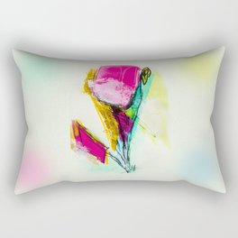 SPRING COLORS Rectangular Pillow