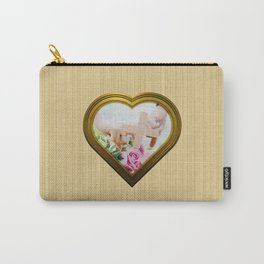 In Love Again - Encore en Amour Carry-All Pouch