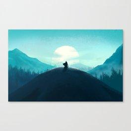 Ironside Canvas Print