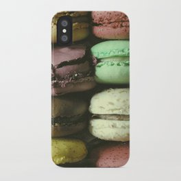 Macarons iPhone Case