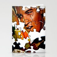 gentleman Stationery Cards featuring Gentleman by Rick Staggs