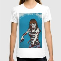 dana scully T-shirts featuring Dana by ZOMBIFIED