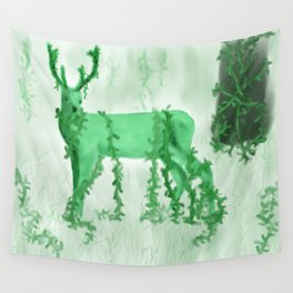 Wild Deer Wall Tapestry