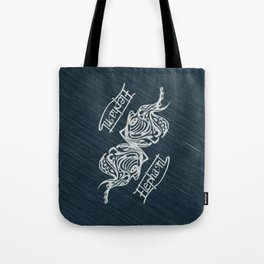 White Elephant version all over print shirts Tote Bag