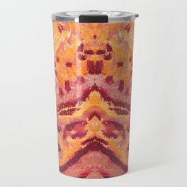 Boho lipstick Travel Mug