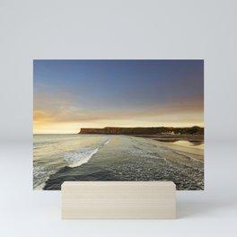 Saltburn-by-the-sea Mini Art Print