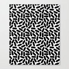 'MEMPHISLOVE' 27 Canvas Print