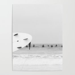 catch a wave II Poster