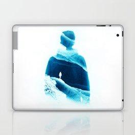 Love Isolation in Teal Laptop & iPad Skin