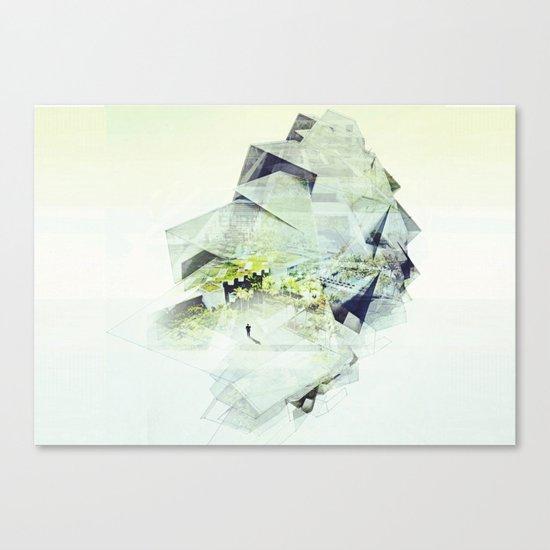 [MEMORY-DISTANCE] Canvas Print