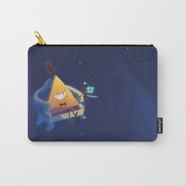 Bill Cipher [Gravity Falls] Carry-All Pouch