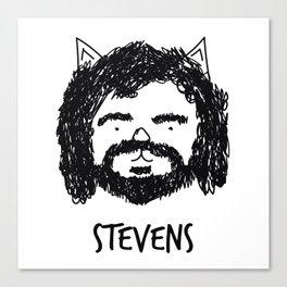 Stevens Canvas Print