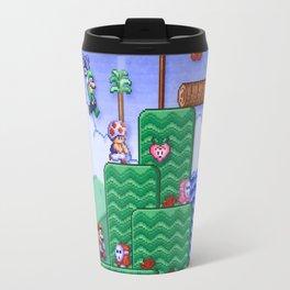 Mario Super Bros, Too Travel Mug