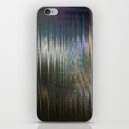 Glytch 02 iPhone Skin