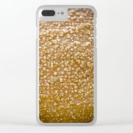 Cheese Rind Clear iPhone Case
