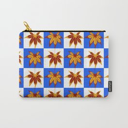 Patchwork Autumn Carry-All Pouch
