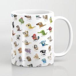 Marathon Animals Coffee Mug