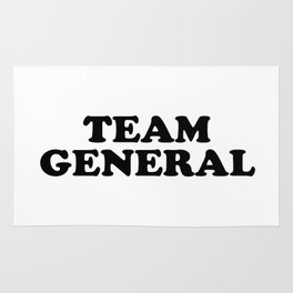 TEAM GENERAL Rug