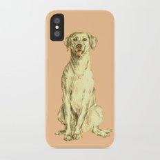 Labradorable iPhone X Slim Case