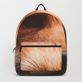 Red fox 2 Backpack