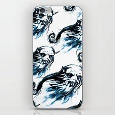 Oni Skull iPhone & iPod Skin