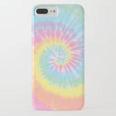 Pastel Tie Dye iPhone 7 Plus Slim Case