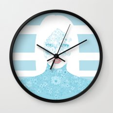 A Beautiful Nobody Wall Clock