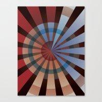 patriotic Canvas Prints featuring Patriotic by Chris Cooch
