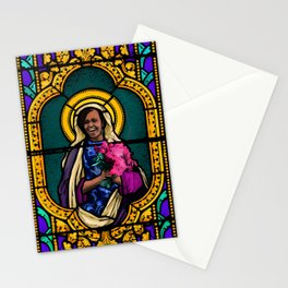 Michelle Obama: Patron Saint of Becoming Stationery Cards