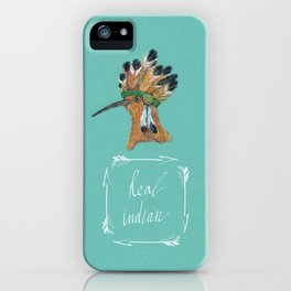 Real indian iPhone Case