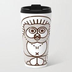 TANUKI Metal Travel Mug