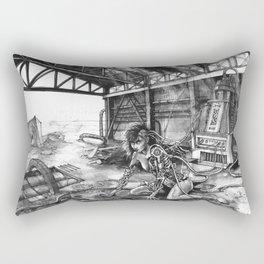 Forgotten Creation Rectangular Pillow