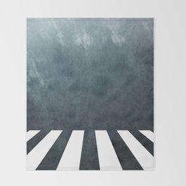 Abbey Road Throw Blanket