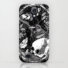 edgar allan poe - raven's nightmare Galaxy S4 Slim Case