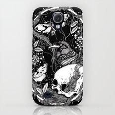 edgar allan poe - raven's nightmare Slim Case Galaxy S4