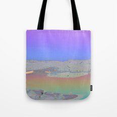 Chromascape 3: Cyprus Tote Bag