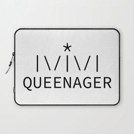 Queenager Laptop Sleeve