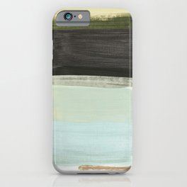 minimalism 18 iPhone Case