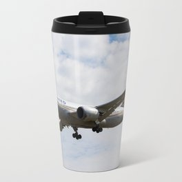 United Airlines Boeing 787 Travel Mug
