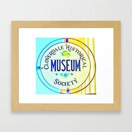 CloverdaleHistoryMuseum Framed Art Print