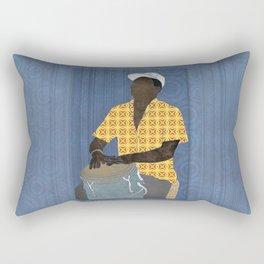 Conguero Rectangular Pillow